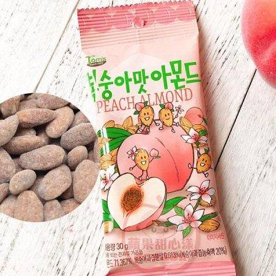 Корея, Япония- лапша, соусы, снеки, доставка 3дня — Миндаль и каштан — Орехи
