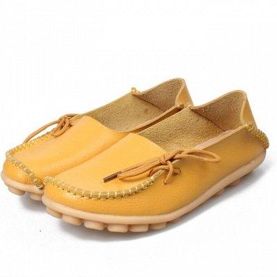 Кожаная обувь по отличной цене! Туфли, кроссовки, сандалии — Женские мокасины. Коллекция №2 — Мокасины
