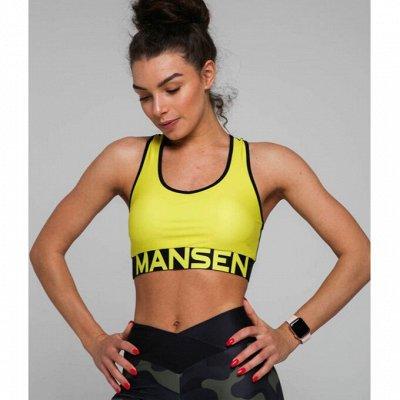 MAN$EN. Современный бренд спортивной одежды. Новинки   — Топы,майки — Футболки и топы