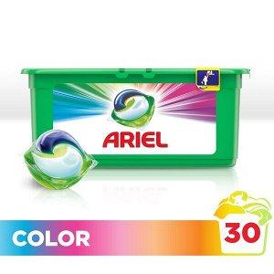Гель СМС жидк. в растворимых капсулах ARIEL Liquid Capsules Color 30X23.8г