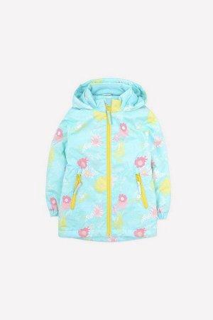 Куртка демисезонная утепленная для девочки Crockid ВК 32110/н/3 УЗГ
