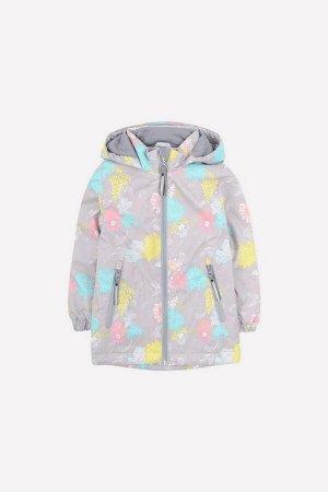 Куртка демисезонная утепленная для девочки Crockid ВК 32110/н/4 УЗГ