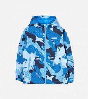 Куртка демисезонная утепленная для мальчика Crockid ВК 30092/н/3 ГР