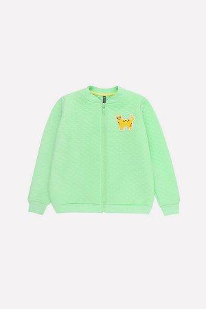 Куртка для девочки Crockid КР 301289 нео-минт к287