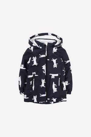 Куртка демисезонная утепленная для девочки Crockid ВК 32110/н/5 УЗГ