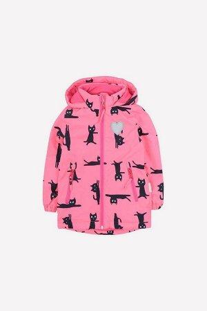 Куртка демисезонная утепленная для девочки Crockid ВК 32110/н/6 УЗГ