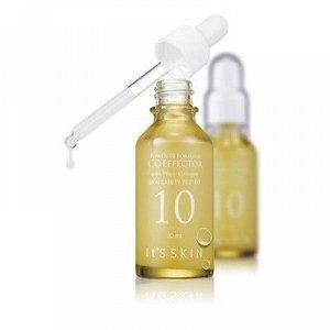 It's Skin Power 10 Formula CO Effector Высококонцентрированная сыворотка для лица с растительным кол