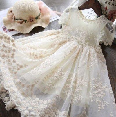 🌸Таоshop. Летняя одежда — Нарядные платья девочкам — Платья и сарафаны