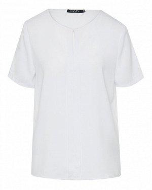 Блузка жен. (000000)кипенно-белый
