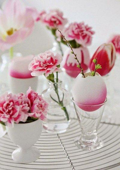 Готовимся к пасхе вместе с Чулком Совы 💫✨ — Цветы — Искусственные растения