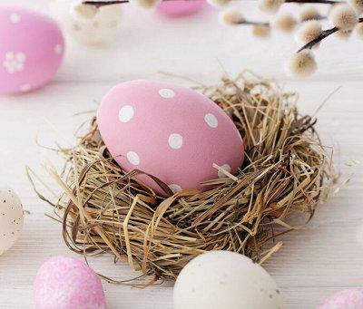 Готовимся к пасхе вместе с Чулком Совы 💫✨ — Гнезда с пасхальными яйцами — Пасха
