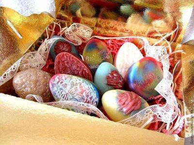 Готовимся к пасхе вместе с Чулком Совы 💫✨ — Подарочный набор пасхальных яиц — Пасха