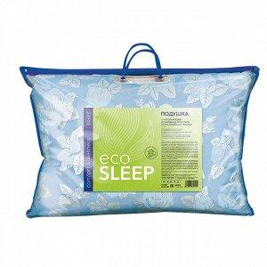 1 шт.* Подушка ECO Sleep с наполнителем из нативных лепестков лузги алтайской гречихи