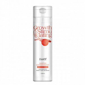 250 мл* Шампунь стимулирующий для роста волос
