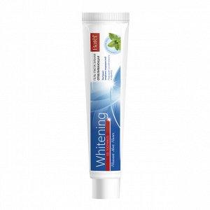 90 г* Гель-паста зубная отбеливающая с нежным вкусом мяты