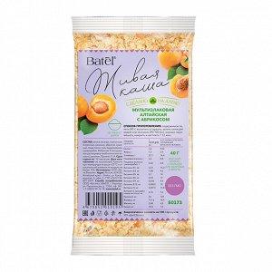40 г* Живая каша мультизлаковая алтайская с абрикосом