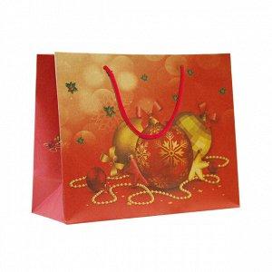 1 шт.* Крафт-пакет новогодний «Зимнее чудо»
