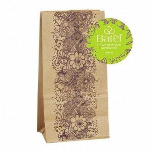1 шт.* Крафт-пакет «Цветущий сад» с фирменным стикером «В цвете Батэль»