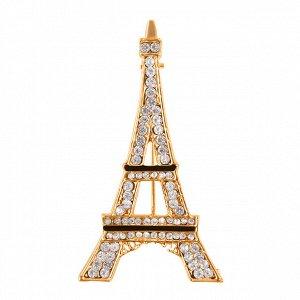 1 шт.* Брошь «Из Парижа, с любовью»