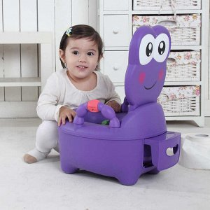 Горшок детский PITUSO Лягушонок Фиолетовый
