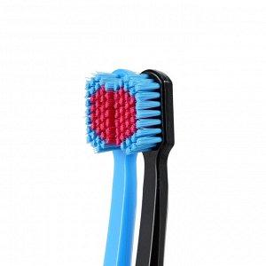 D.I.E.S. зубная щетка средней жесткости Vogue Style 1+1 промо