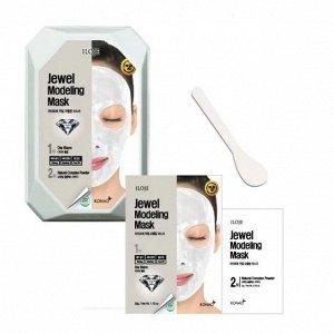 "726042 ""Konad"" ""Iloje Jewel Modeling Mask (Diamond)"" Разглаживающая маска для лица с алмазной пудрой 50 гр"
