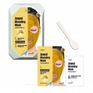 "726059 ""Konad"" ""Iloje Jewel Modeling Mask (Gold)"" Маска для лица с золотой пудрой 50 гр"