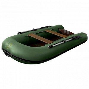Надувная лодка BoatMaster 310T, цвет оливковый