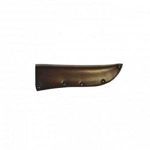 Чехол для рабочего ножа, кожаный, микс цветов