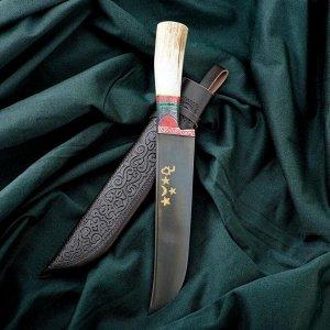 Нож Пчак Шархон - рукоять кость (17-27см) 6769502