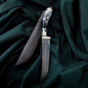 Нож Пчак Шархон - изогнутая рукоять, клинок 19 см 6769513