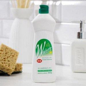 """Крем чистящий  """"Rocket Soap - белизна и свежесть"""", 400 г"""