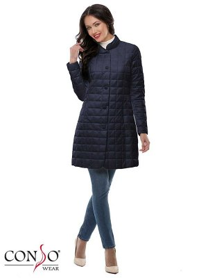 Пальто женское, длина 85см