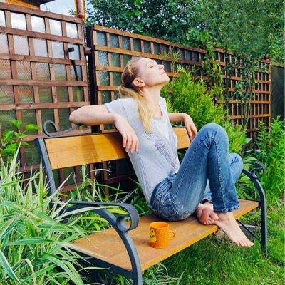 Дачный сезон: готовимся к сезону — Садово-парковая мебель — Декор и освещение