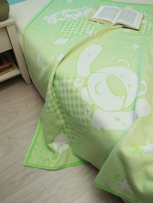 "Одеяло ""Хлопковое"" пакет (размер: 100*140)"