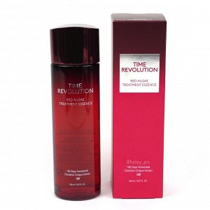 Missha Time Revolution Red Algae Treatment Essence Интенсивная лифтинговая эссенция для лица 100мл