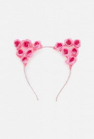 Ободок для волос детский Tallow розовый