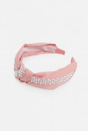 Ободок для волос детский Vicky светло-розовый
