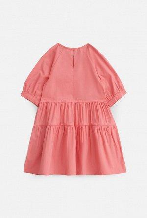 Платье детское для девочек Diadem коралловый