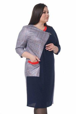Платье-4398