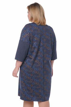 Платье-4358