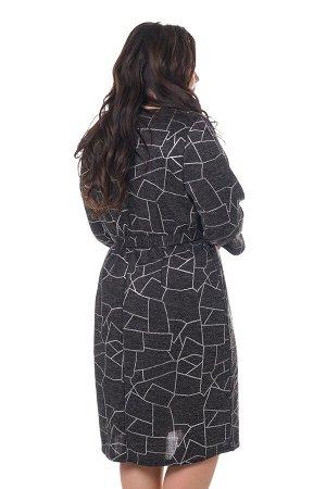 Платье-4347