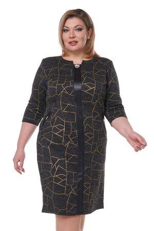 Платье-4318