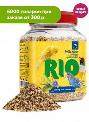 Рио Лакомство для всех видов птиц Семена луговых трав 240гр