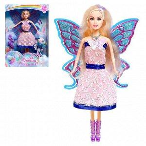 Кукла сказочная «Фея», в платье, МИКС