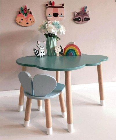 🐣Все необходимое с рождения от Kiddymart! Полное обновление — СТОЛЫ И СТУЛЬЯ — Стулья, кресла и столы
