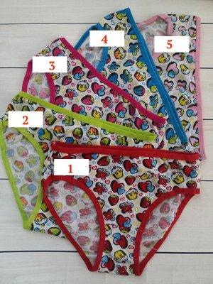 Трусы для девочки, размер M (3-5 лет)