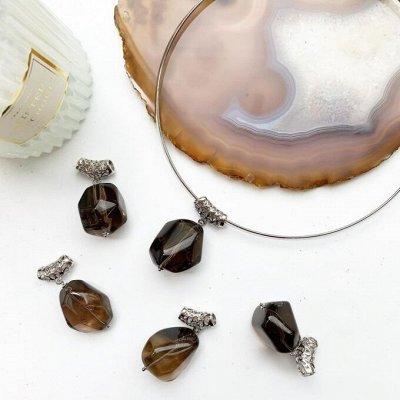 Самоцветы - броши, серьги, бусы, натуральные камни! — Кулоны из натурального камня — Цепочки и подвески