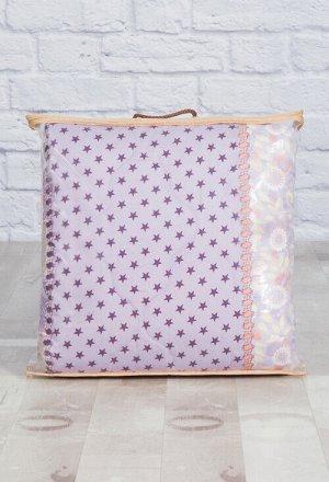 Одеяло полисатин/хлопковое волокно
