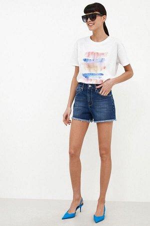 Шорты джинсовые жен. BORON_20 синий
